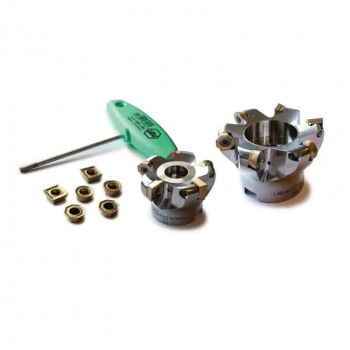 Pramet SOD 50mm Kit 5 Pockets +10x SDMT 120508SN-R:M8330