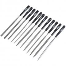 12Pce Needle File Set 14cm 82640