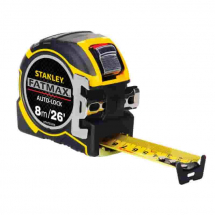 Stanley 8m/26' Fatmax Autolock Tapes STA033504