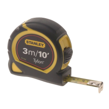 Stanley 3m/10' Nylon Tape Rules STA030686N