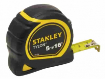 Stanley 5m/16' Tylon Tape Rules STA130696N