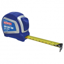 Faithfull Tape Measures 8m/26ft (Width 25mm) FAITM825N