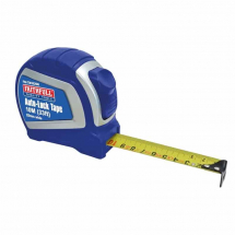 Faithfull Tape Measures 10m 33f (Width 25mm) FAITM1025N