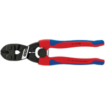 Knipex Compact Bolt Cutters 200mm Sprung Handles 49188