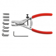 Facom Ext Circlip Plier Set 467 Removable Tips 3-63mm
