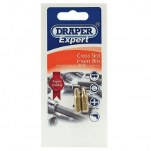 Draper PZ3 Screwdriver Bit 25mm (Pkt 3) 52775