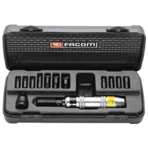 Facom Impact Driver Set NS.263M Set of 13 Impact Screwdrivers