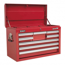 Sealey Topchest 8 Drawer Red AP33089