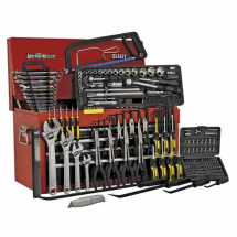 Sealey Tool Chest 6 Drawer 230pc Tool Kit    AP3606BCOMBO
