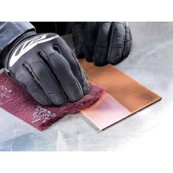 3M Scotchbrite Hand Pad3M 7441 Scotchbrite White Pk10 05307