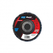 Norton Rapid Blend NEX2AM 115mm DPC Blending Disc