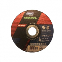 Norton Neon 115mm x 1.0mm Extra Thin Cutting Disc A60R for Metals