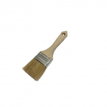 1inch Economy GRP Brush - Wood Handle