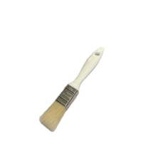 1inch GRP Brush White Plastic Handle L1W