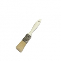3inch GRP Brush White Plastic Handle L1W