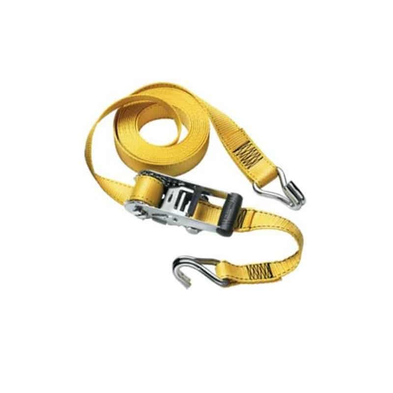 Master Lock Ratchet Tie Down 25mm (PACK 2)  3m/MLK3057E