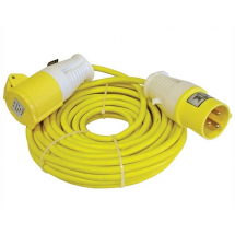 Site Extension Lead 14mtr 110V 16A FPPTL14ML