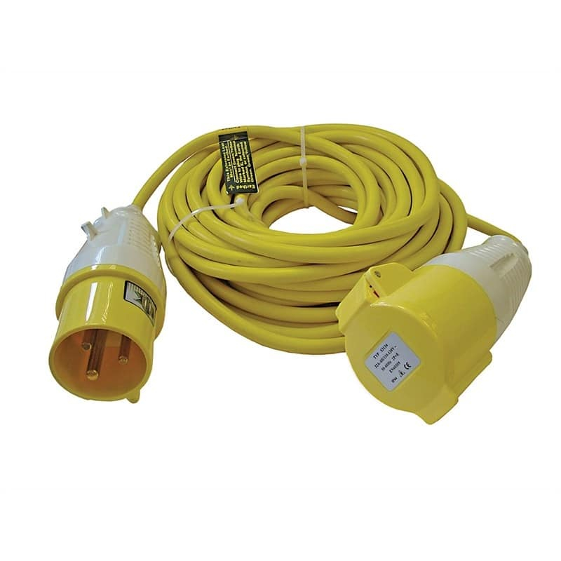Site Extension Lead 14mtr 110V 32A FPPTL1432AMP