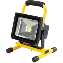 Draper Rechargeable Worklamp 20W 1600 Lumen COB LED 51343