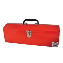 19inch Steel Barn Toolbox c/w Tote tray FAITBB19