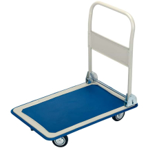 Draper 150kg Platform Trolley Folding Handle           44005