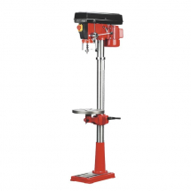 Sealey Pillar Drill Floor 550W 16-Speed 1580mm 230V GDM160F