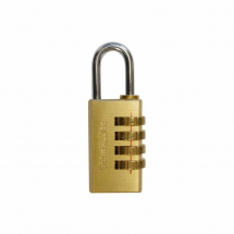 Faithfull 20mm Combination Padlock FAIPLB20COM