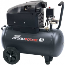 Draper Air Compressor 50L 230V 1.8kW (2.5hp) 81710