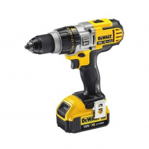 Dewalt 18V Combi Drill with 2 x 4.0Ah Li-ion DCD985M2