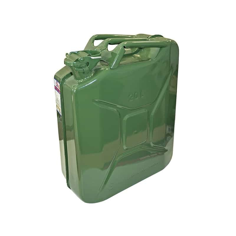 Jerry Can 20ltr Green FAIAUJERRY20