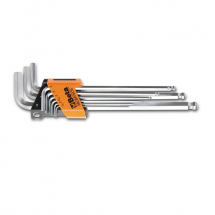 Beta Long Ball End Hex Key Set 1.5-10mm 96LBP/SC9