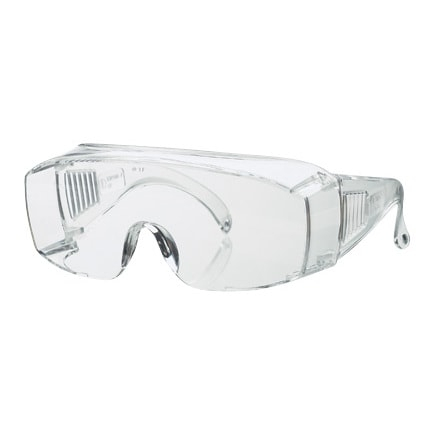 Clear Visitors Safety Spectacles 293157