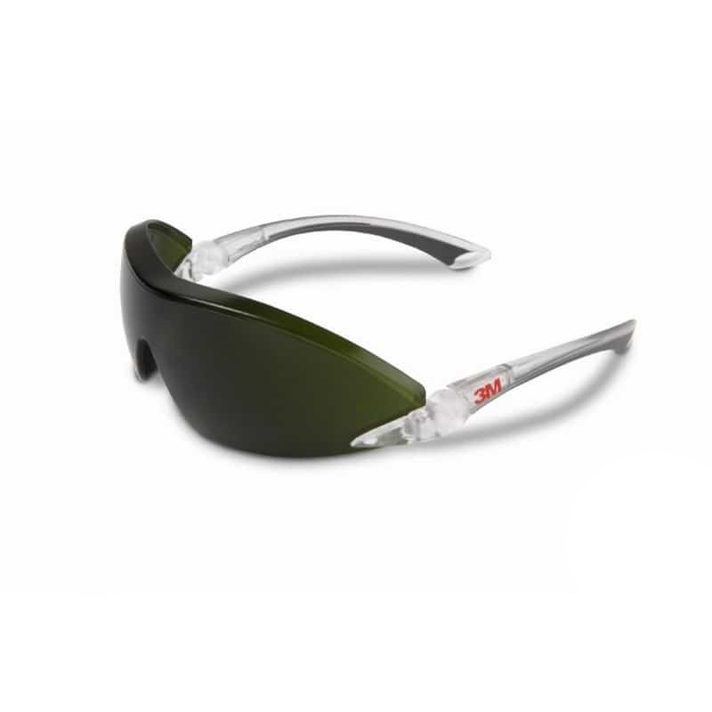 3M Green Shade Welding Spectacles Comfort Line 3M2845