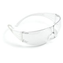 3M Clear Safety Spectacles SF201AF-EU