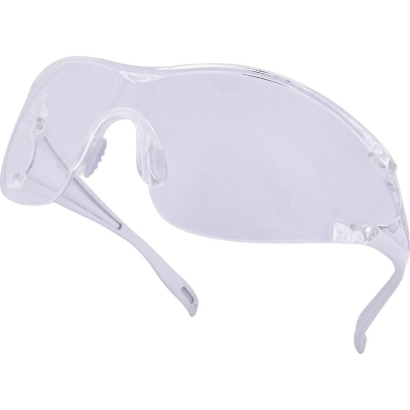 Delta Plus EGON Clear Wraparound Safety Spectacles
