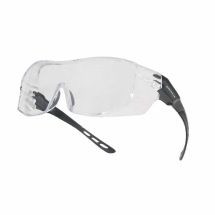 Delta Plus Hekla Clear Wraparound Safety Spectacles