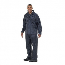 Rainchief Wet Suit Large Navy Blue 342420