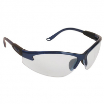 JSP Aquarius Safety Spectacles Blue Frame T0100117