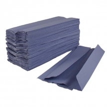 1 ply C Fold Blue 2688 Sheets SPD45