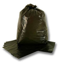 Std Black Refuse Sack Bx 200
