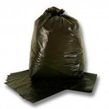 Heavy Duty Black Refuse Sack 200g Bx 200