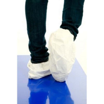 Disposable Microporous Overshoes (Pair)