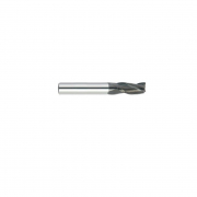 Carbide 3 Flute TiAlN Coated Slot Drills
