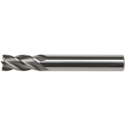 Dormer S904 Carbide 4 Flute End Mill