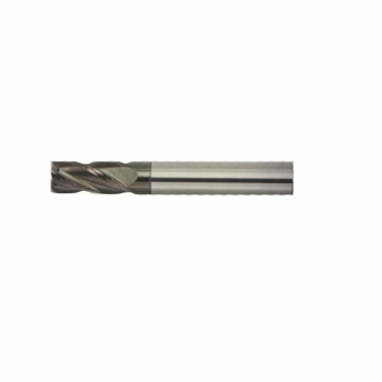 Carbide 4 Flute TiAlN Coated End Mills
