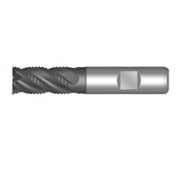 Dormer C908 HSS-E PM Alcrona Roughing End Mills
