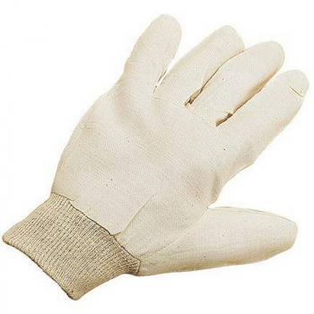 Keep Clean Cotten Drill Glove