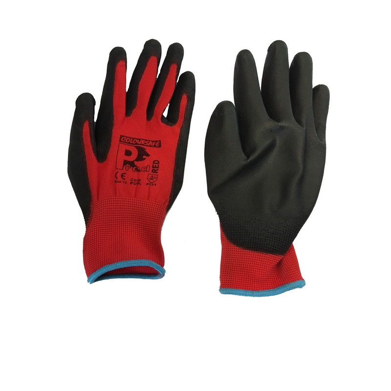 Pred Red Level 1 Cut Resistant Glove
