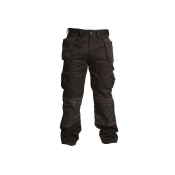 Apache Black Holster Trousers
