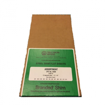 Steel Shim Assortment Pack